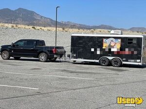 2006 Food Concession Trailer Concession Trailer California for Sale
