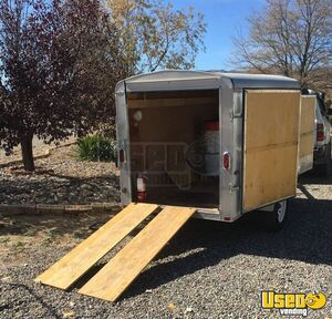2006 Food Concession Trailer Concession Trailer Hand-washing Sink Nevada for Sale