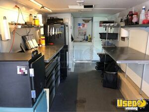 2006 Food Concession Trailer Concession Trailer Interior Lighting California for Sale