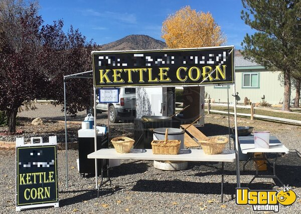 2006 Food Concession Trailer Concession Trailer Nevada for Sale