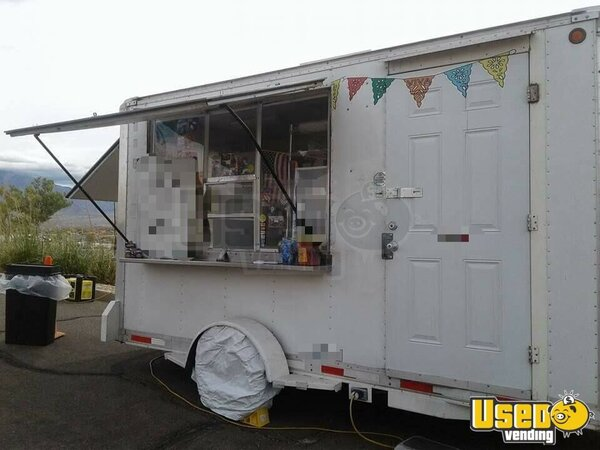 2006 Food Concession Trailer Concession Trailer New Mexico for Sale