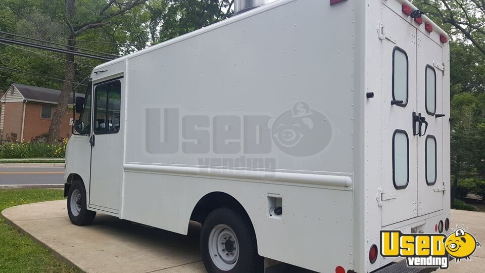 2006 Ford E-350 All-purpose Food Truck Stainless Steel Wall Covers Maryland for Sale - 4