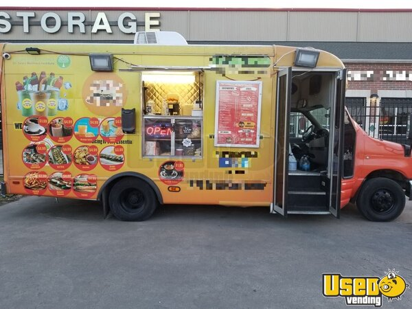 2006 Ford E-350 All-purpose Food Truck Texas for Sale