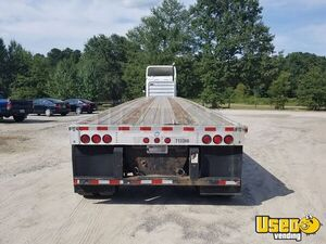 2006 Freedom Mt4892 Flatbed Semi Trailer Flatbed Trailer 3 Georgia for Sale
