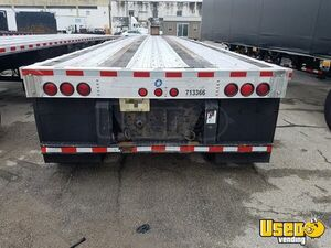 2006 Freedom Mt4892 Flatbed Semi Trailer Flatbed Trailer 4 Georgia for Sale