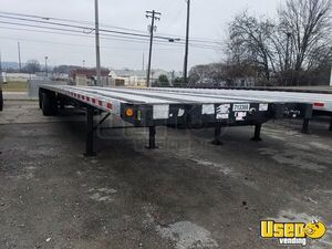 2006 Freedom Mt4892 Flatbed Semi Trailer Flatbed Trailer Georgia for Sale