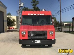 2006 Freightliner Mt-45 All-purpose Food Truck Insulated Walls Texas Diesel Engine for Sale