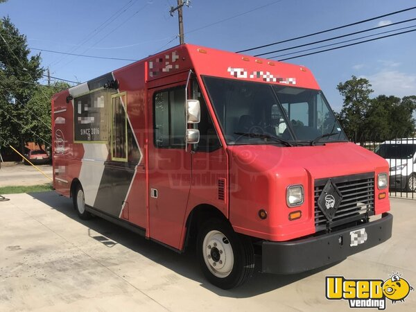 2006 Freightliner Mt-45 All-purpose Food Truck Texas Diesel Engine for Sale