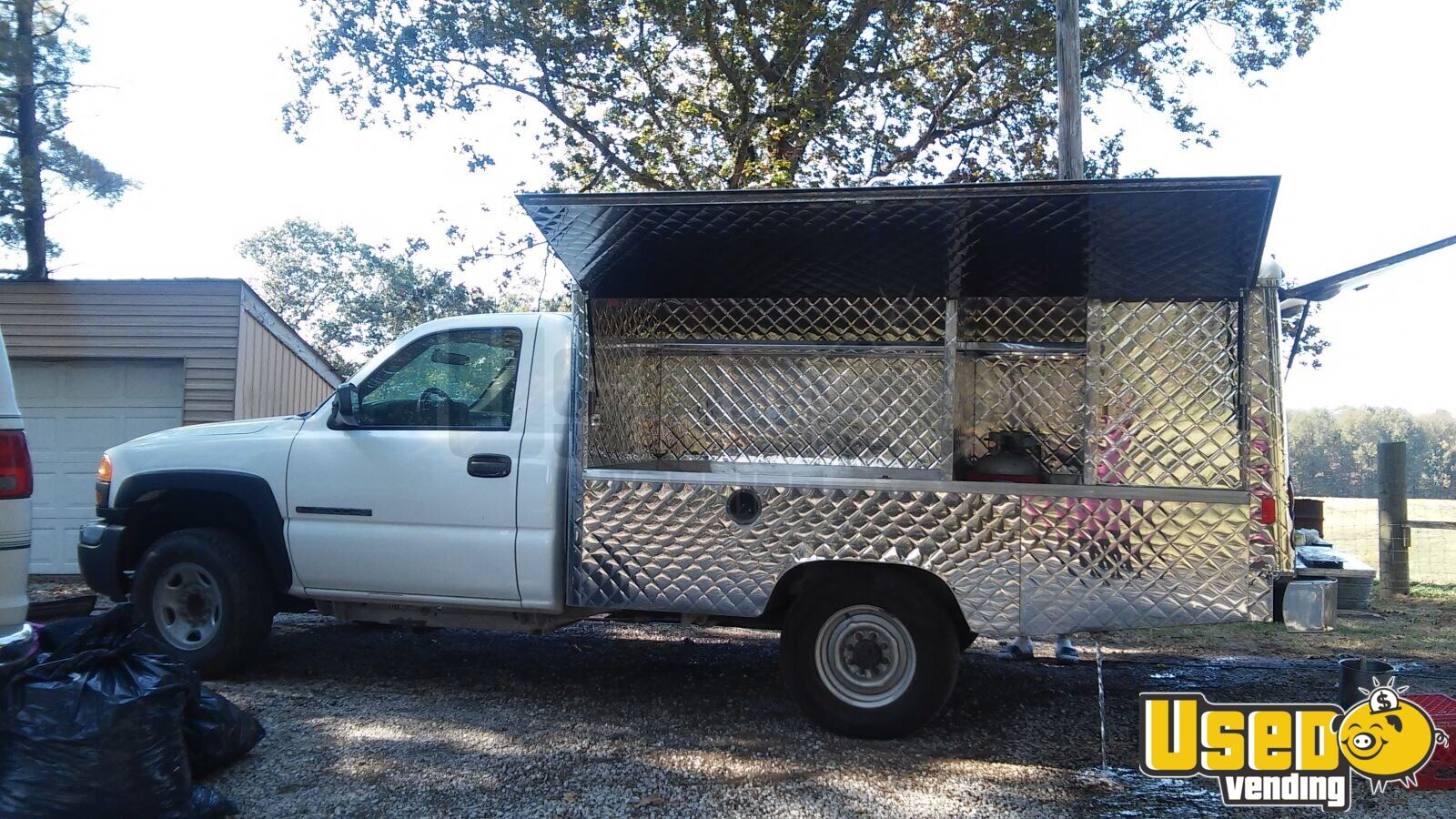 Lunch Truck For Sale >> Gmc Lunch Truck Canteen Truck For Sale In Indiana