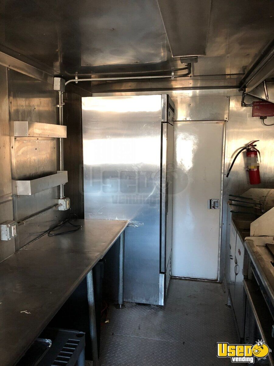 2006 Gmc Workhorse All-purpose Food Truck Exterior Customer Counter Oklahoma for Sale - 7