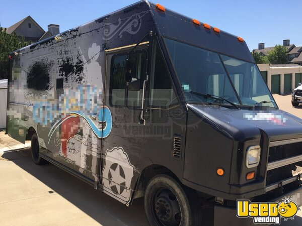 2006 Gmc Workhorse All-purpose Food Truck Oklahoma for Sale