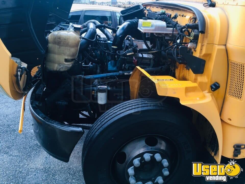 2006 Ic Corporation Ce 200 Stepvan Transmission - Automatic Massachusetts Diesel Engine for Sale - 5