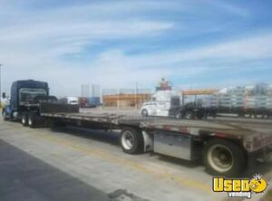 2006 Infinity 48' Step Deck Flatbed Semi Trailer Flatbed Trailer Kentucky for Sale