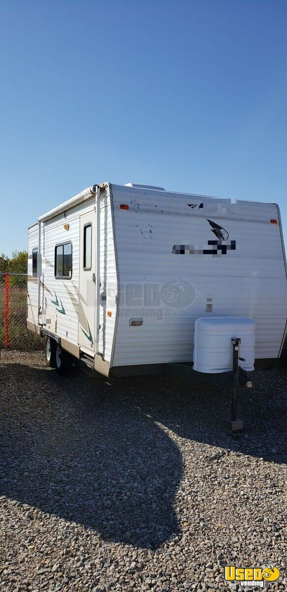 2006 Mallord Mobile Boutique Truck Spare Tire Texas for Sale - 3