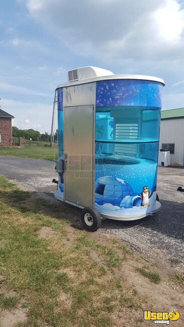 2006 Shaved Ice Concession Trailer Snowball Trailer Kansas for Sale