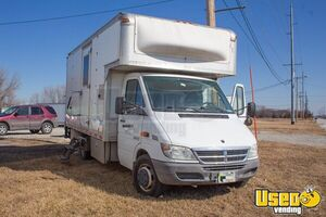 2006 Sprinter 3500 Mobile Display Room Marketing / Promotional Vehicle Nebraska Diesel Engine for Sale