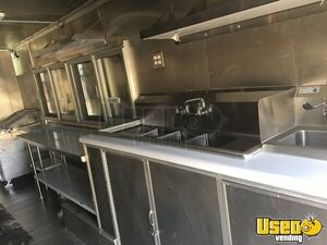 2006 Step Van Kitchen Food Truck All-purpose Food Truck Exhaust Hood Texas Gas Engine for Sale
