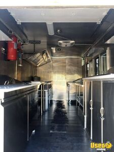 2006 Step Van Kitchen Food Truck All-purpose Food Truck Generator Texas Gas Engine for Sale