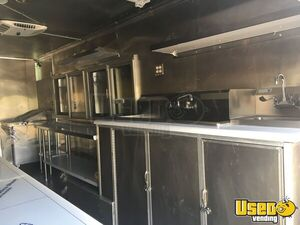2006 Step Van Kitchen Food Truck All-purpose Food Truck Steam Table Texas Gas Engine for Sale