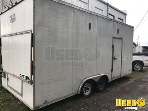2006 - 20' Retail Merchandise Marketing Concession Trailer for Sale in Texas!