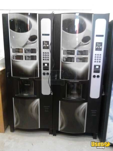 2006 Wittern Coffee Vending Machine 2 Missouri for Sale - 2