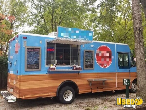 2006 Workhorse All-purpose Food Truck South Carolina for Sale