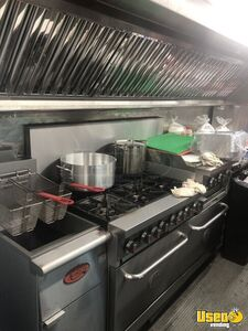 2007 320 Kitchen Food Truck All-purpose Food Truck Stainless Steel Wall Covers New York Diesel Engine for Sale