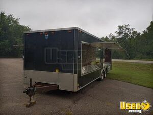 2007 8' X 24' Mobile Sales Display Trailer Other Mobile Business Concession Window Minnesota for Sale