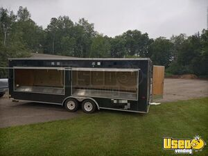 2007 8' X 24' Mobile Sales Display Trailer Other Mobile Business Exterior Lighting Minnesota for Sale