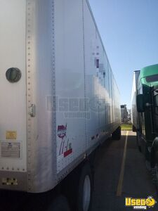 2007 9400i Sleeper Cab Semi Truck With 2014 Wabash Duraplate Dry Van Trailer International Semi Truck 20 Texas for Sale