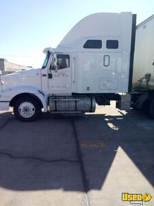 2007 9400i Sleeper Cab Semi Truck With 2014 Wabash Duraplate Dry Van Trailer International Semi Truck Texas for Sale