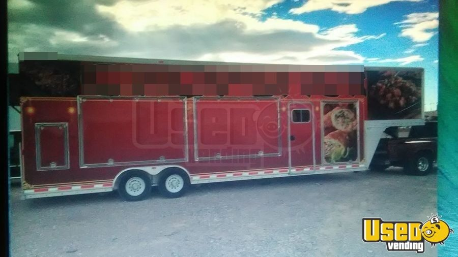 2007 Alumiline All-purpose Food Trailer Removable Trailer Hitch Nevada for Sale - 5