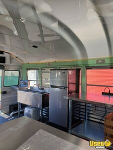 2007 Chevrolet Food Truck Exterior Lighting California Diesel Engine for Sale