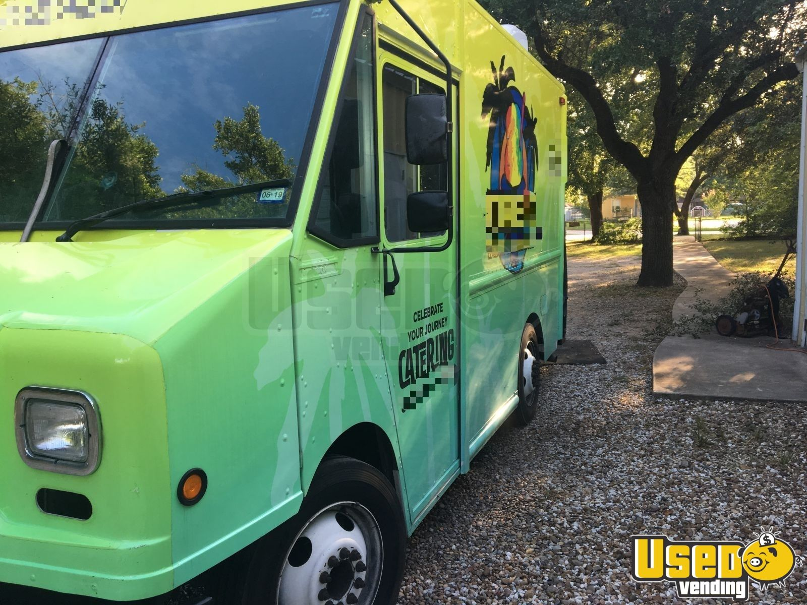 2007 Chevy Snowball Truck Air Conditioning Texas Gas Engine for Sale - 2