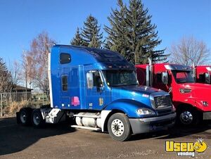 2007 Columbia Freightliner Semi Truck 4 Idaho for Sale