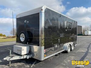 2007 Concession Trailer With Living Quarters Concession Trailer Air Conditioning Missouri for Sale