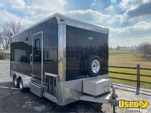 2007 Concession Trailer With Living Quarters Concession Trailer Concession Window Missouri for Sale