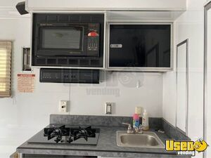 2007 Concession Trailer With Living Quarters Concession Trailer Exterior Customer Counter Missouri for Sale