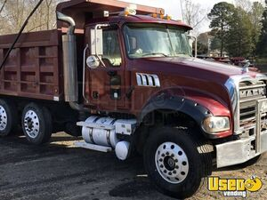 2007 Ctp713 Dump Truck Mack Dump Truck 3 North Carolina for Sale