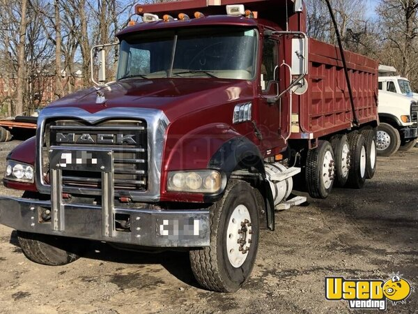 2007 Ctp713 Dump Truck Mack Dump Truck North Carolina for Sale