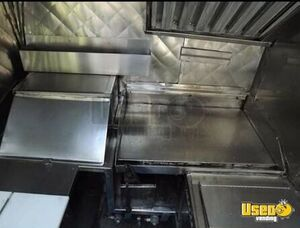 2007 Food Concession Trailer Concession Trailer Double Sink Massachusetts for Sale