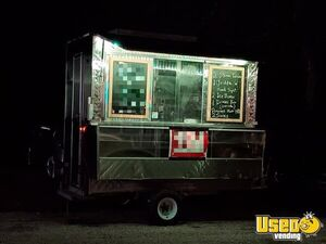 2007 Food Concession Trailer Concession Trailer Removable Trailer Hitch Massachusetts for Sale