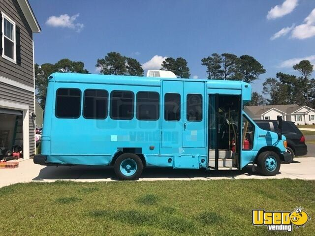 2007 Ford E450 Other Mobile Business Air Conditioning North Carolina Gas Engine for Sale - 2