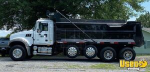 2007 Granite Ctp713 Dump Truck Mack Dump Truck 3 North Carolina for Sale