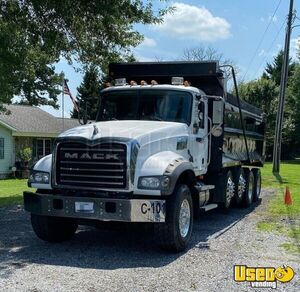 2007 Granite Ctp713 Dump Truck Mack Dump Truck North Carolina for Sale