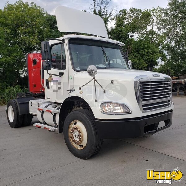 2007 M2 Day Cab Semi Truck Freightliner Semi Truck New Jersey for Sale