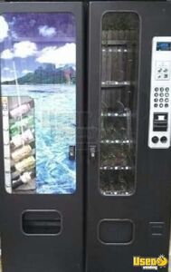 2007 Seabreeze Ams Combo Vending Machine 2 New Jersey for Sale