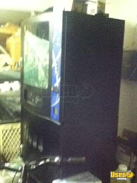 2007 Seaga Hf3500 Seaga Vending Combo New York for Sale