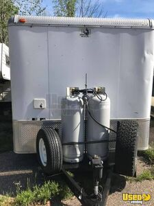 2007 Southwest 28' Kitchen Food Trailer Concession Window Michigan for Sale