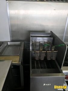 2007 Southwest 28' Kitchen Food Trailer Diamond Plated Aluminum Flooring Michigan for Sale
